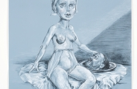 mee-simon_salome_2010_challk-and-charcoal-on-primd-paper_-140-x120cm